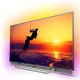 Philips 8602 der UHD-Fernseher mit HDR und Android