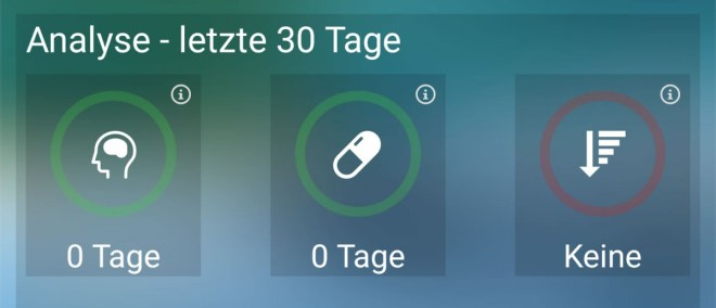 Migräne App 1