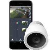 Strenge Überwachung mit der Nest Cam IQ-Außenkamera