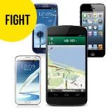 Vergleich: Nexus 4 vs. iPhone 5 vs. Galaxy S3 vs. HTC 8X vs. Galaxy Note II