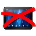 HP stellt Produktion von Tablets und Smartphones ein und will PC Sparte verkaufen