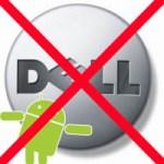 Dell verabschiedet sich von Android und setzt auf Windows 8