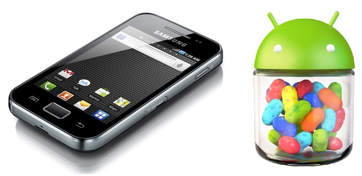 Samsung Galaxy™ Ace 2 Jelly Bean