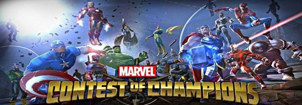 Contest of Champions Marvel para Android