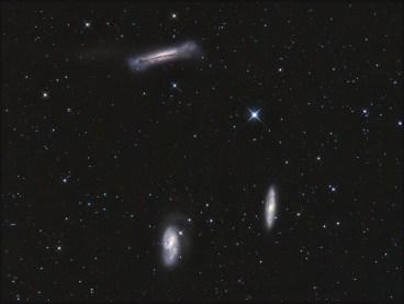 M65, M66, NGC 3628, L-15x600s bin1, RGB-10x300s bin2