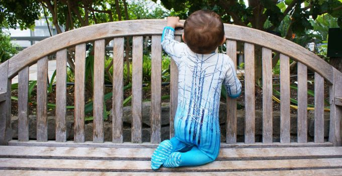 They're Only Little Once – Baby Clothes Review & Giveaway!
