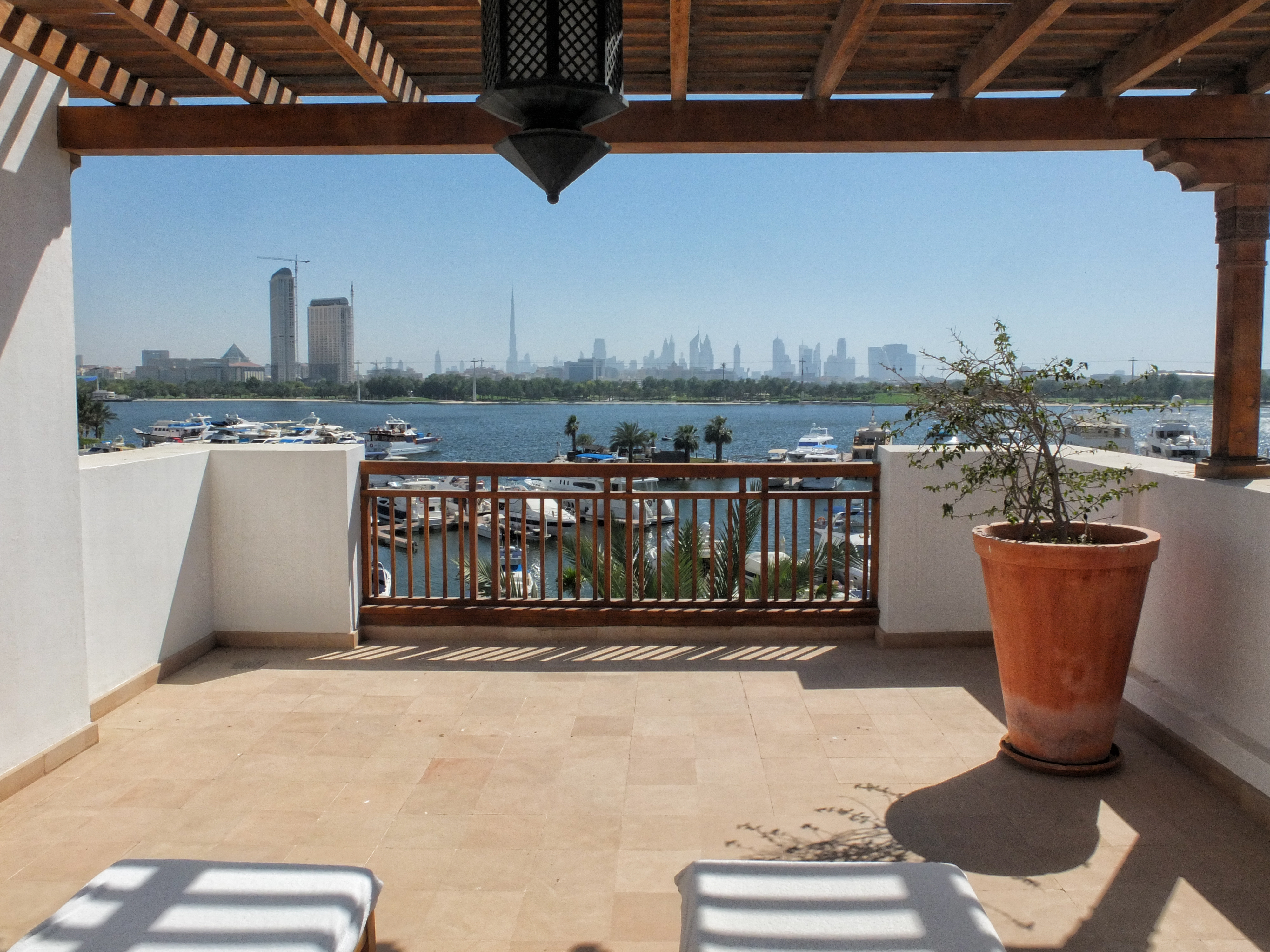 The park hyatt dubai andy 39 s travel blog for Terrace in a sentence