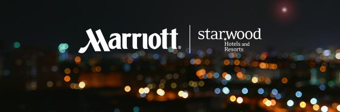 Marriott purchases Starwood!