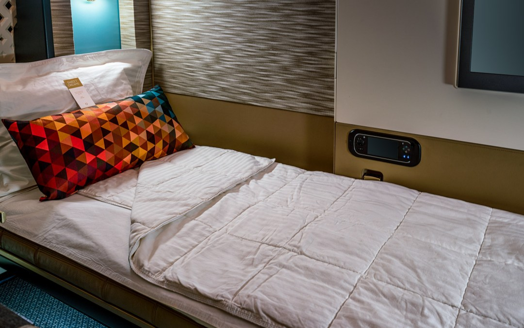 Picture of the Week: Etihad First Class Apartment