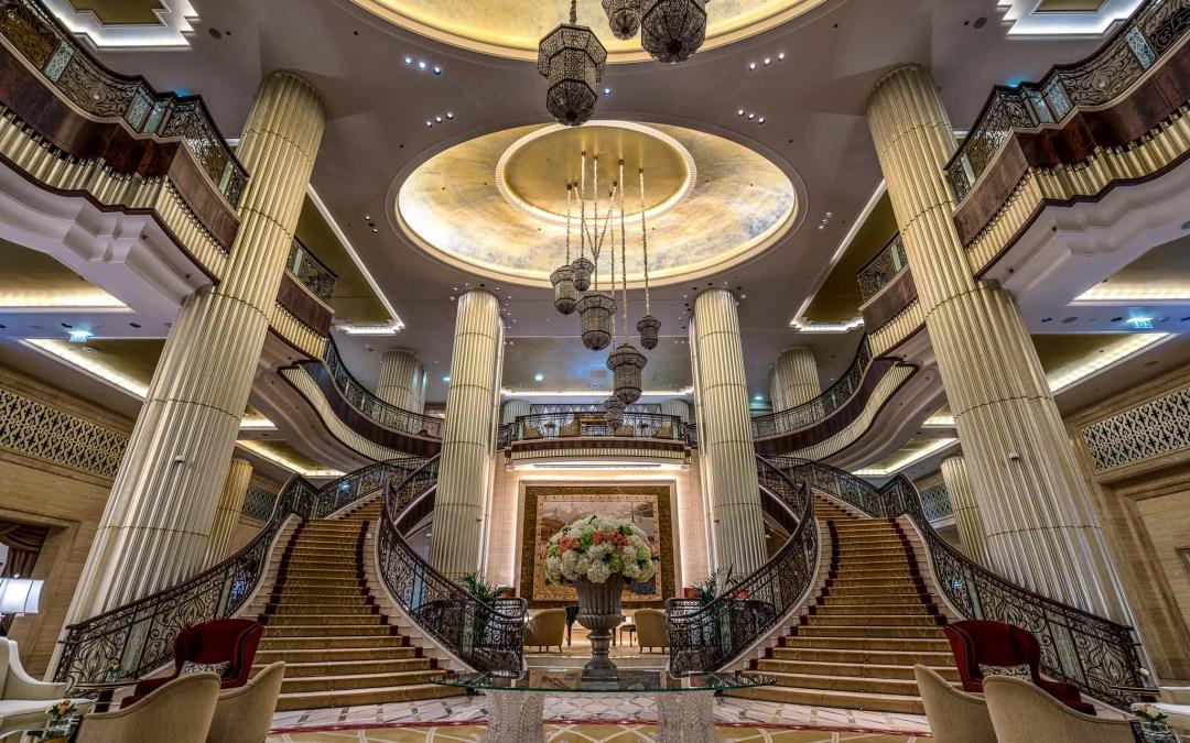 Massive upgrade at the St. Regis Abu Dhabi!