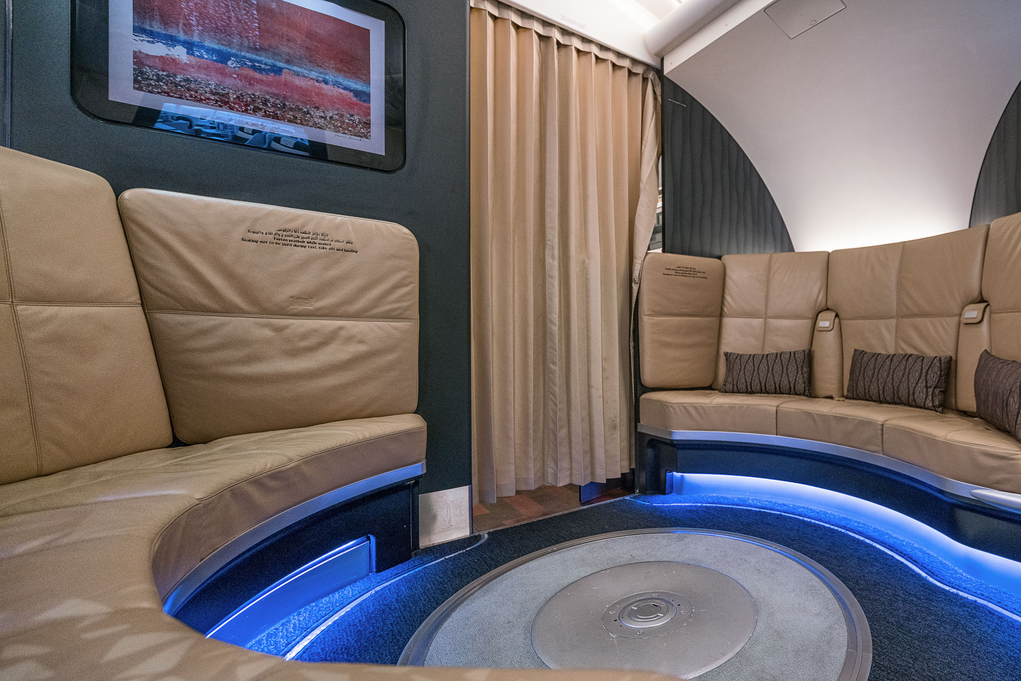 Etihad A380 First Class Apartment Review