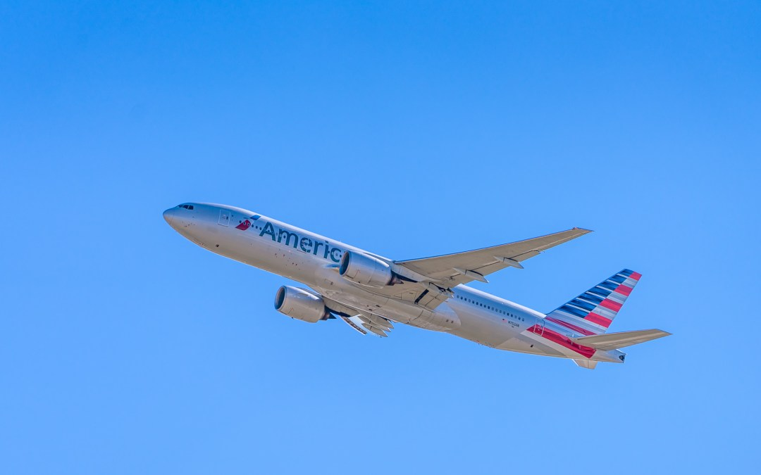Did United steal American's President?