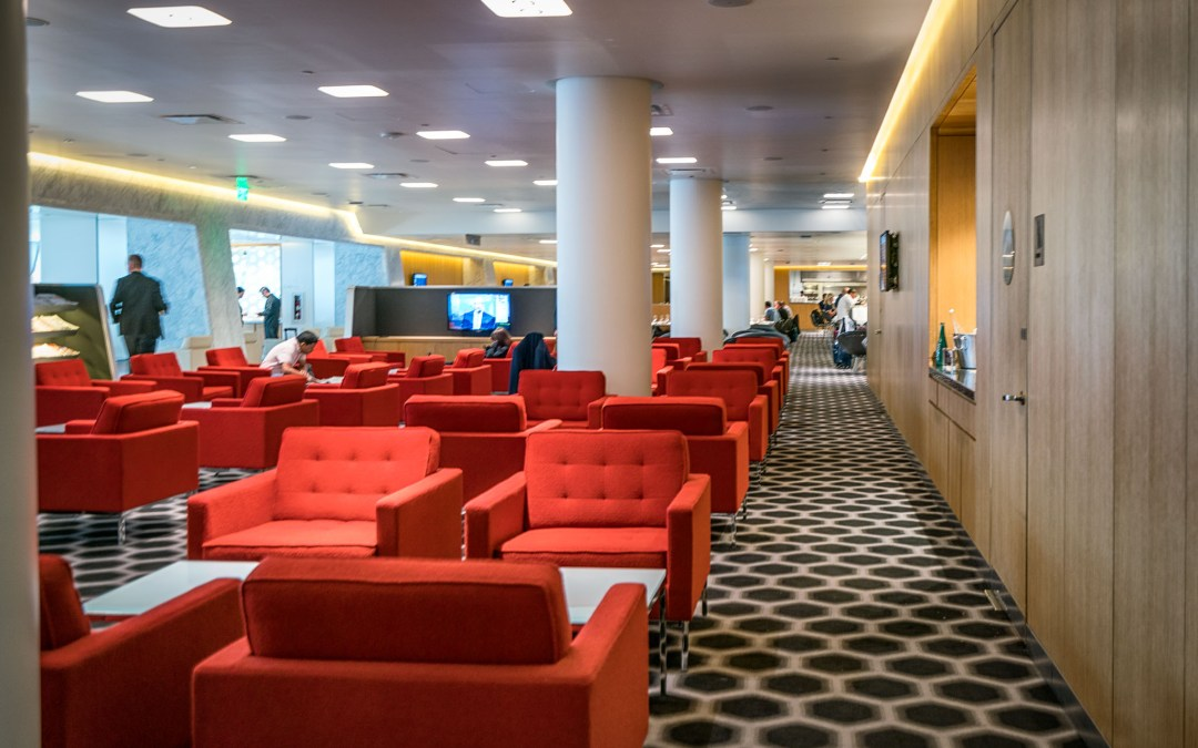 What's the Big Deal about the Qantas First Class Lounge at LAX?