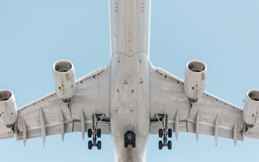 Incredible Final Approach Picture Series from Mike Kelley