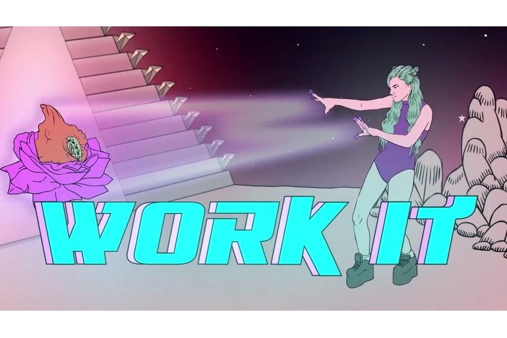 עדי אולמנסקי - Work It