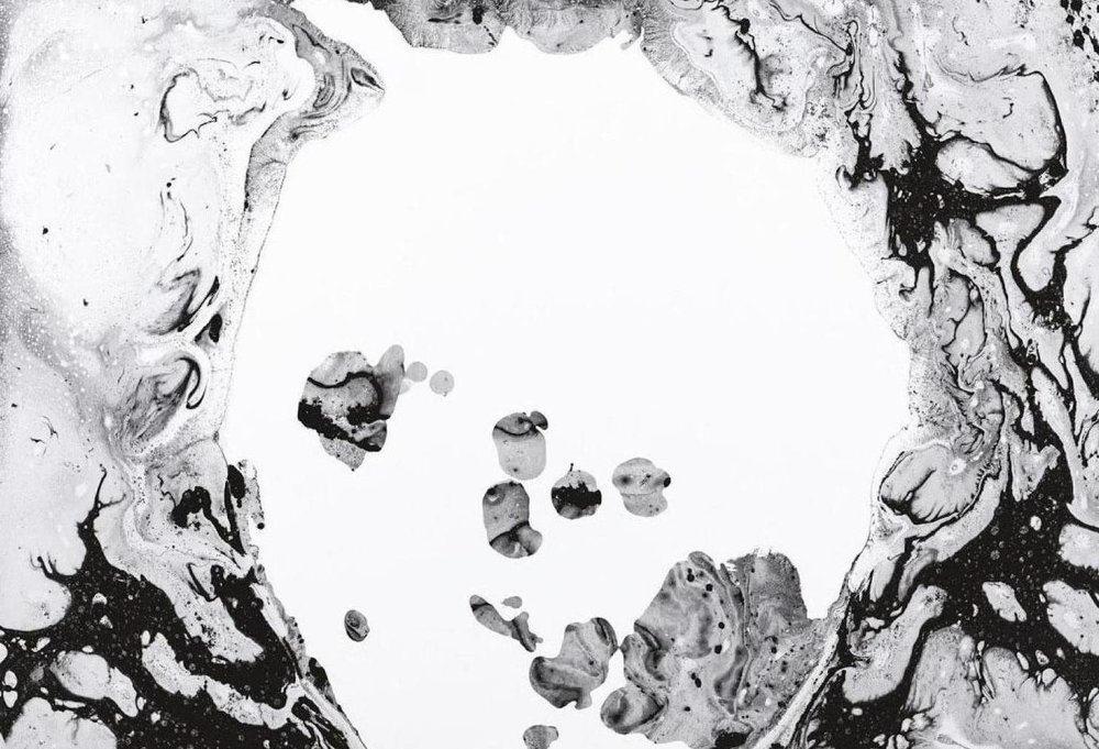 Radiohead - A Moon Shaped Pool (אלבום)