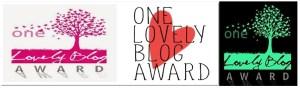 Premio One Lovely Blog Award