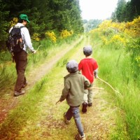 If you're looking for kid-friendly Seattle hikes