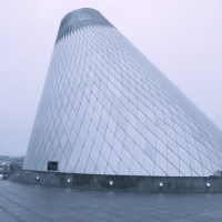 A trip to Tacoma that will need a revisit (Tacoma Museum of Glass, Washington)