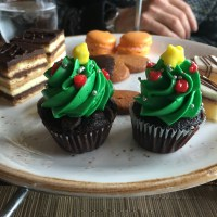 Holiday Tea at Salish Lodge is better if you bring a little guest