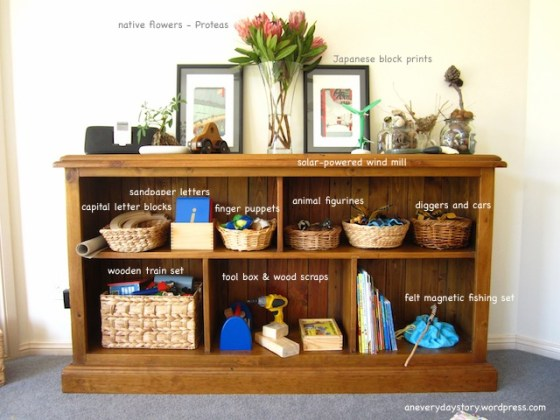 reggio emilia inspired playroom A Reggio inspired Block Corner