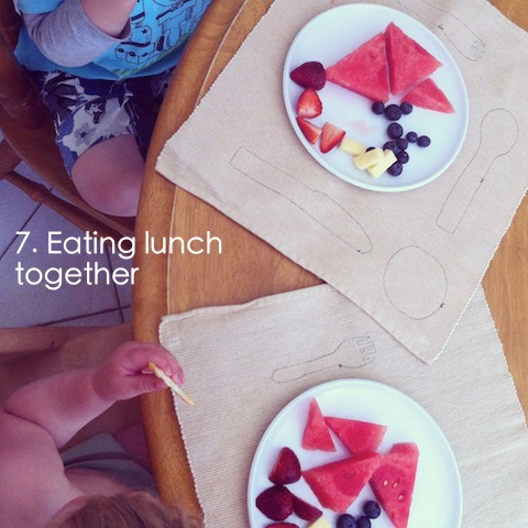 montessori placemat make your own an everyday story This Week… 6/52