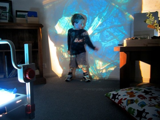 reggio activities for preschoolers and toddlers using light and colour ohp an everyday story A Reggio twist on Gel Sensory Bags