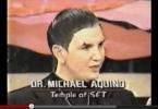michael aquino pic geraldo NSA satanism