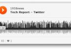 Twitter API Loren Feldman report