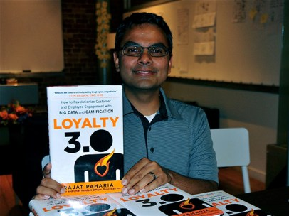 Loyalty 3.0 Book Signing
