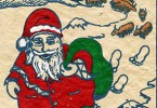 Santa on Mt. Everest