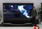 """VIZIO's new Reference Series UHD television is 120"""" diagonal."""