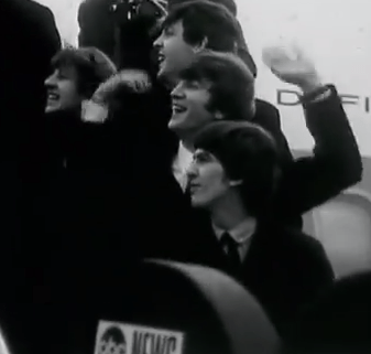 beatles50yearsbeatlesarriveinNYCFebruary71964snap