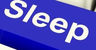Sleep Windows Key