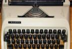 Triumph-gabriele typewriter