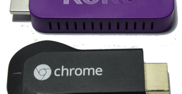 roku chromecast feature