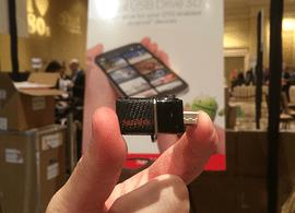 pepcom CES 2015 sanDisk