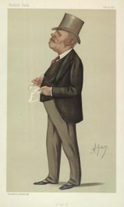 Sir Thomas Sutherland, founder of HSBC