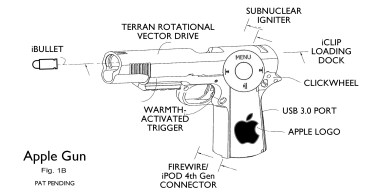 apple gun