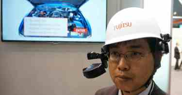 MWC 2015 Fujitsu augmented reality Featured