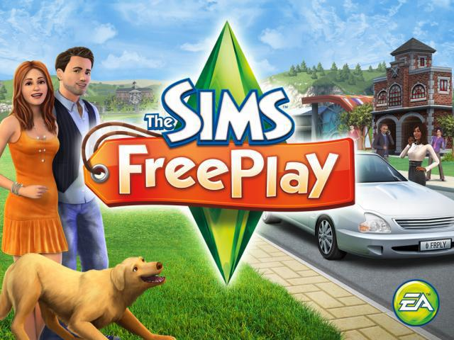 The Sims Freeplay cover