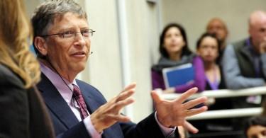 tech philanthropy bill gates