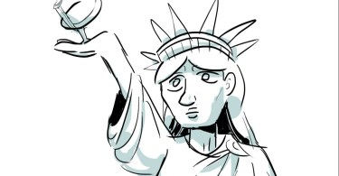 new statue of liberty