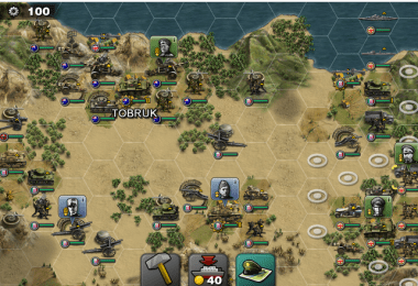 glory of generals for android featured