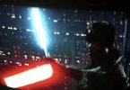 Luke Skywalker's hand