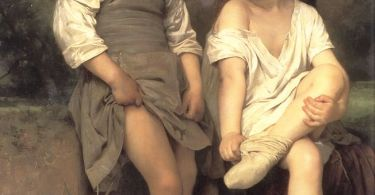 652px-William-Adolphe_Bouguereau_(1825-1905)_-_At_the_Edge_of_the_Brook_(1879)