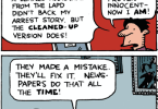 ted rall la times scandal the silent treatment