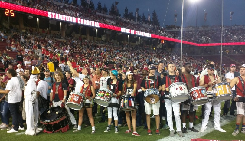 Stanford Band - photo by Richard Hay