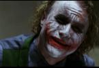 Creepy Villain Joker