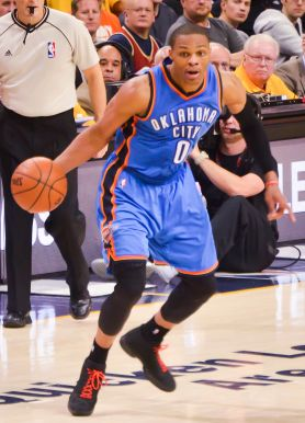 Russell_Westbrook_dribbling_vs_Cavs_(cropped)